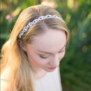 Bridal/Prom/Homecoming beaded hairpiece